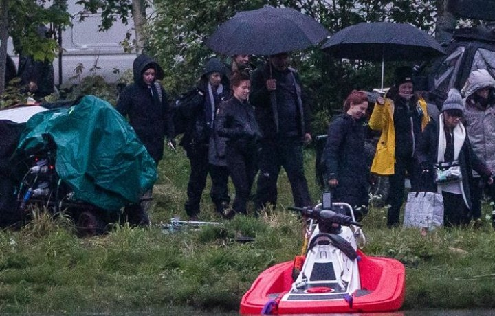 Black Widow Norway Set Photo 22