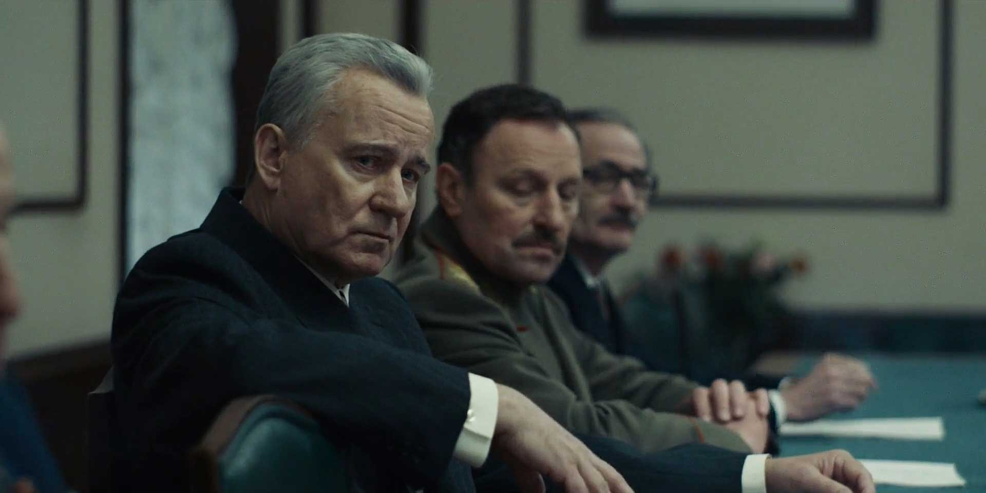 HBO Chernobyl Episode 2 Please Remain Calm Boris Scherbina Stellan Skarsgard