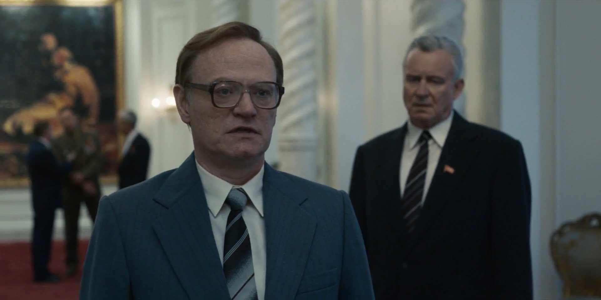 HBO Chernobyl Episode 3 S1E3 Legasov Shcherbina