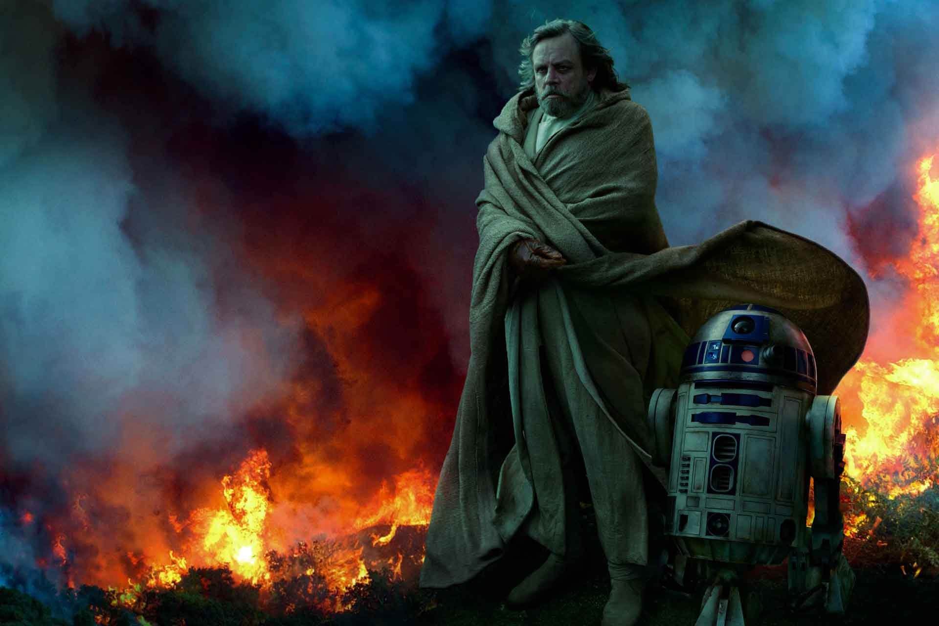 Mark Hamill Confirms He S Returning As A Force Ghost In Star Wars Episode Ix The Rise Of Skywalker Appocalypse