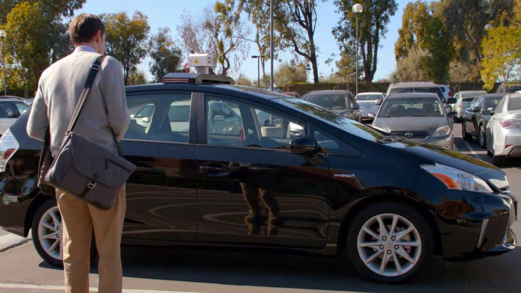 Silicon Valley S1E6 Jared Driverless Car