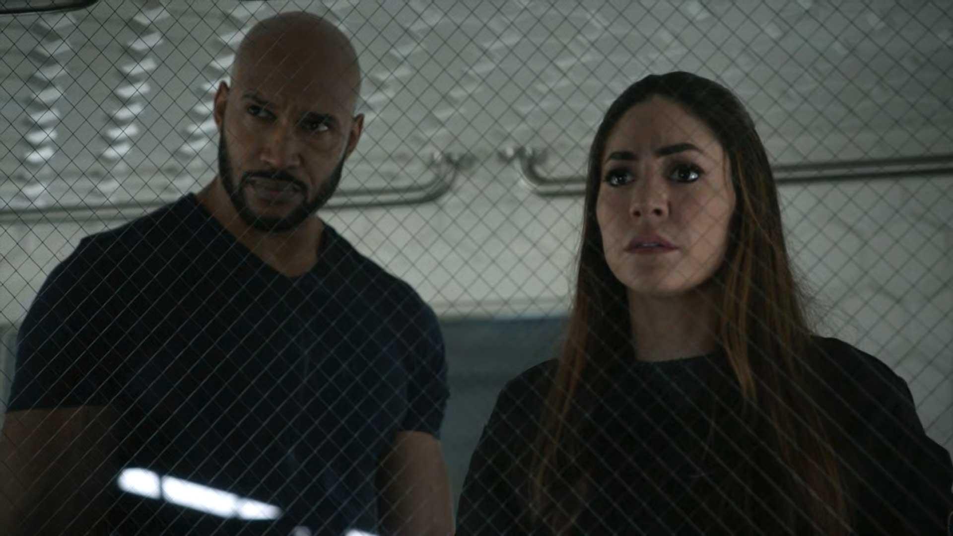 Agents of SHIELD Season 6 Episode 11 S06E11 Mack YoYo
