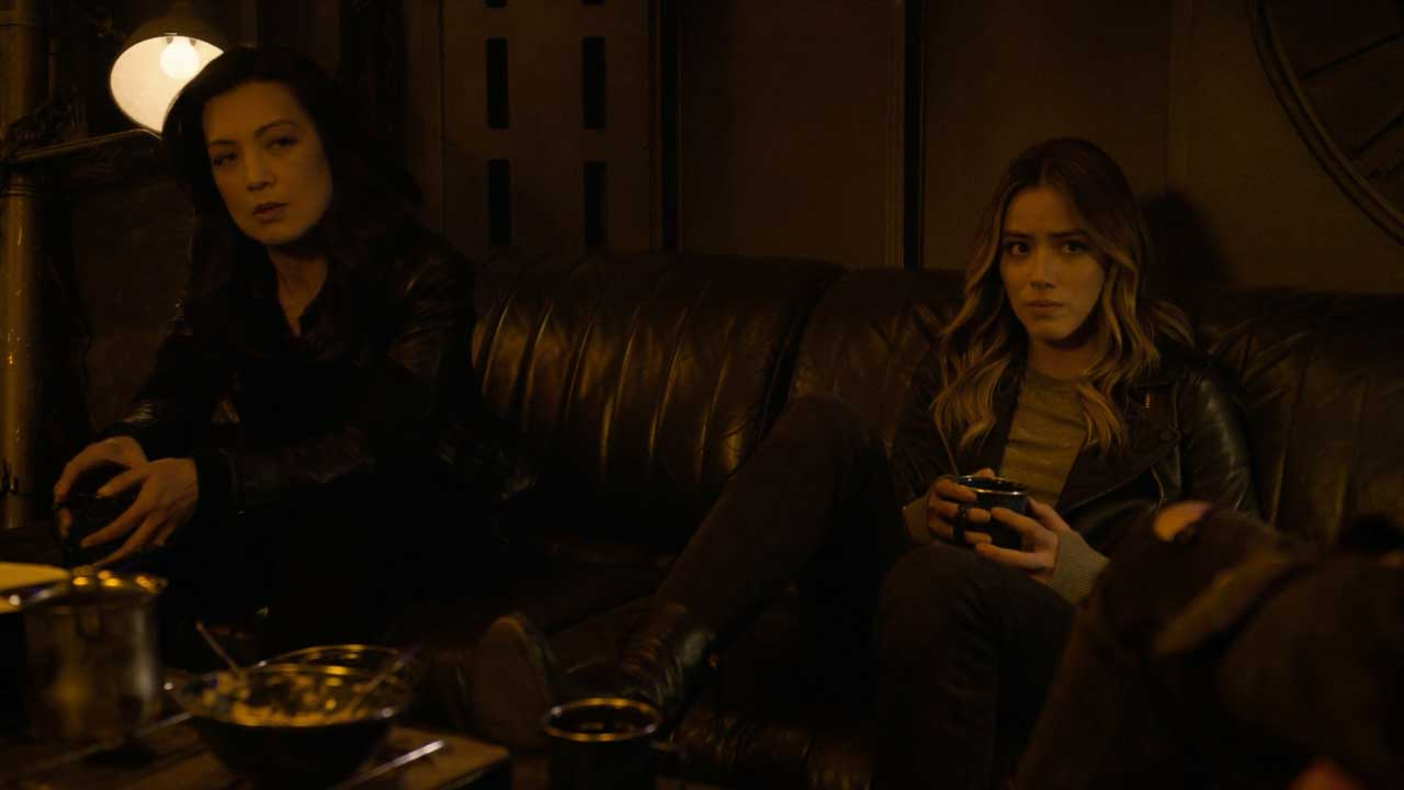 Agents of SHIELD Season 6 Episode 8 S06E08 May Daisy