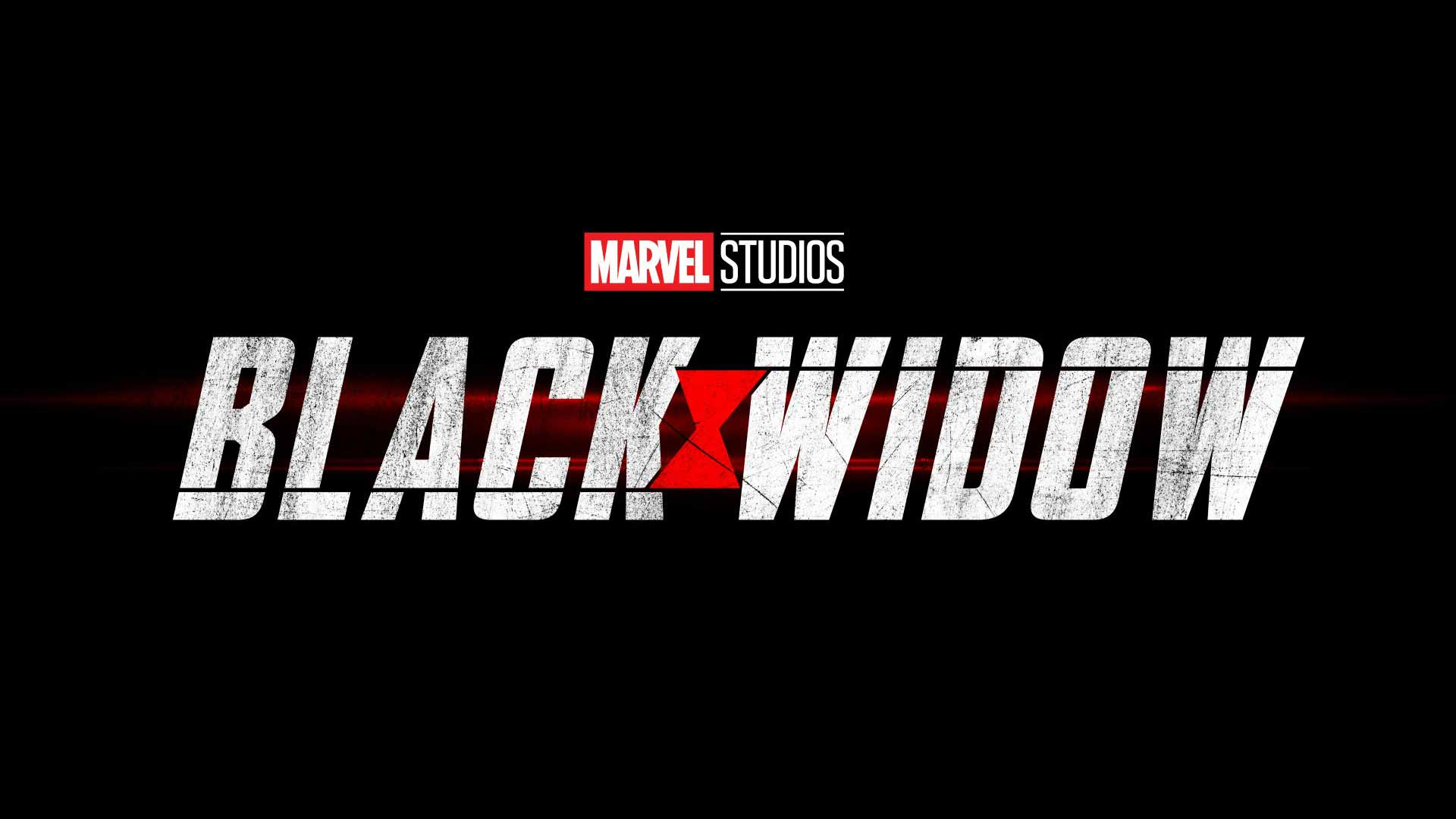 Marvel Confirms Black Widow Movie For May 2020 Reveals Logo