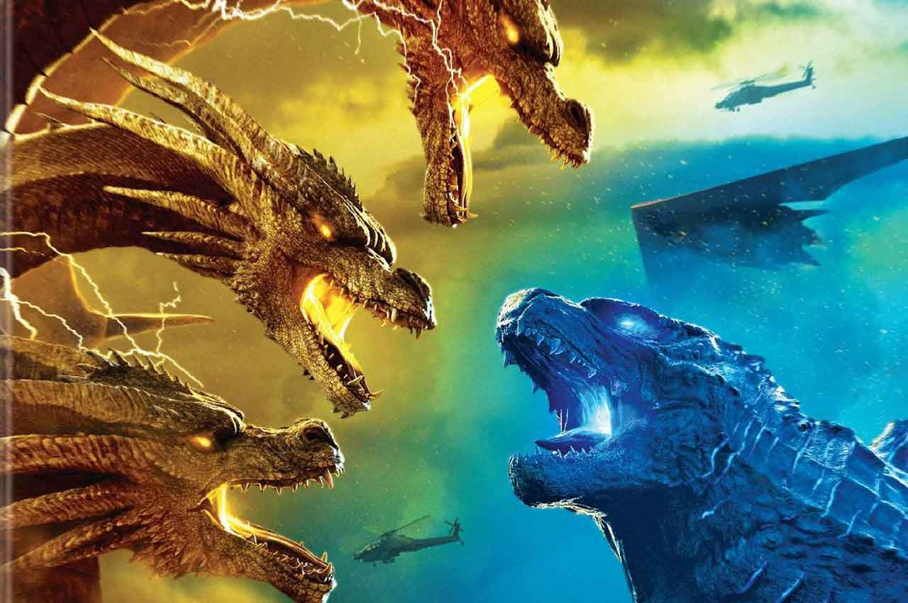 Godzilla 2: King Of The Monsters Blu-Ray Release Date Leaked