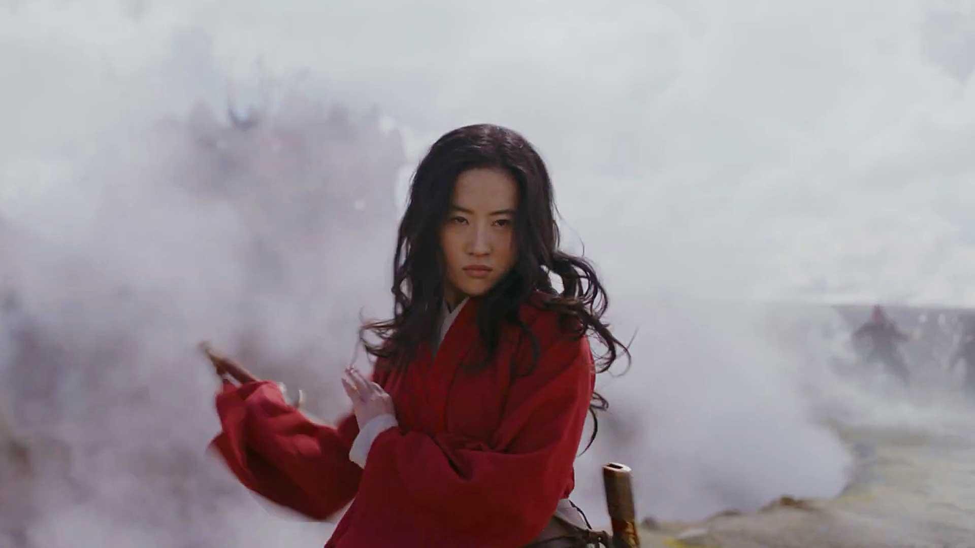 Mulan Teaser Trailer Liu Yifei