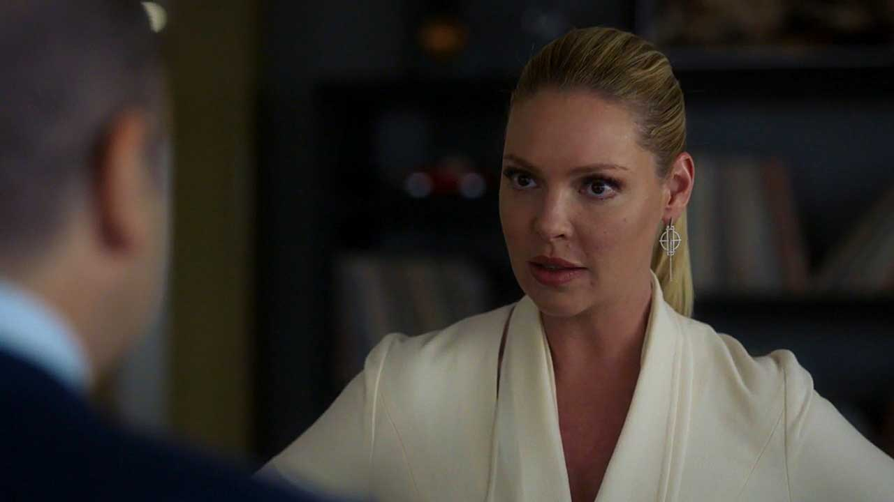 Suits S09E01 Samantha Wheeler Katherine Heigl