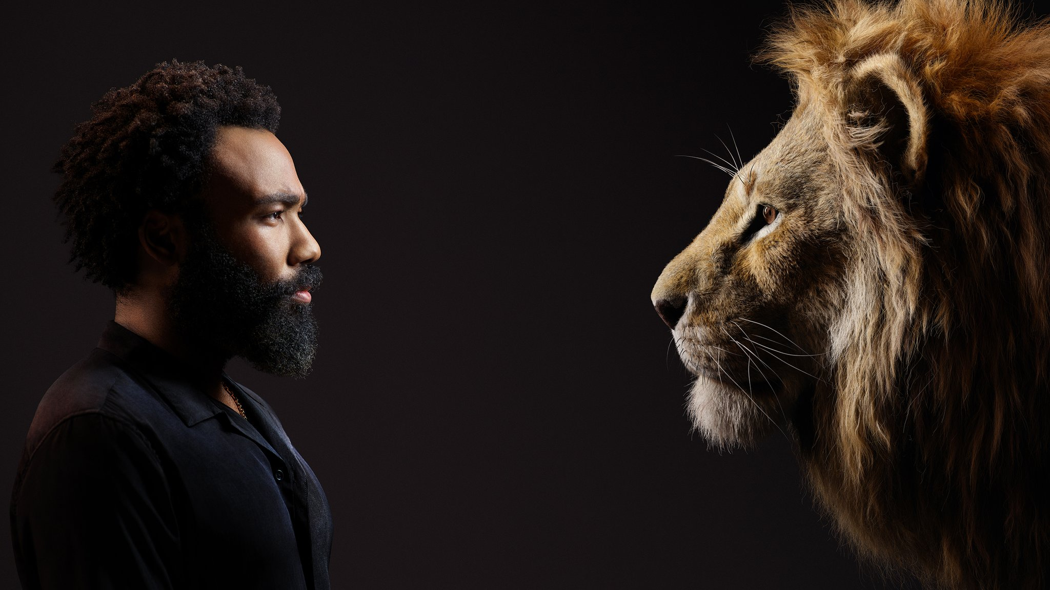 The Lion King Pride 01 - Donald Glover Simba