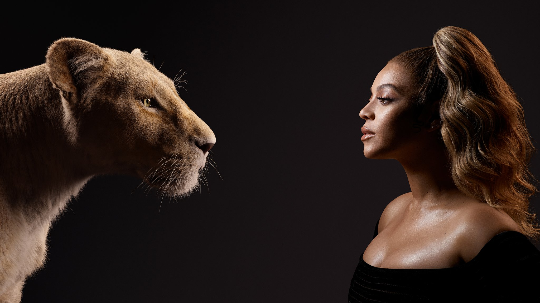 The Lion King Pride 02 - Beyonce Knowles Nala