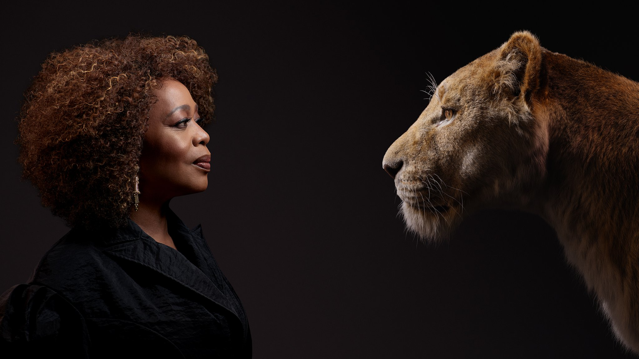 The Lion King Pride 05 - Alfre Woodard Sarabi