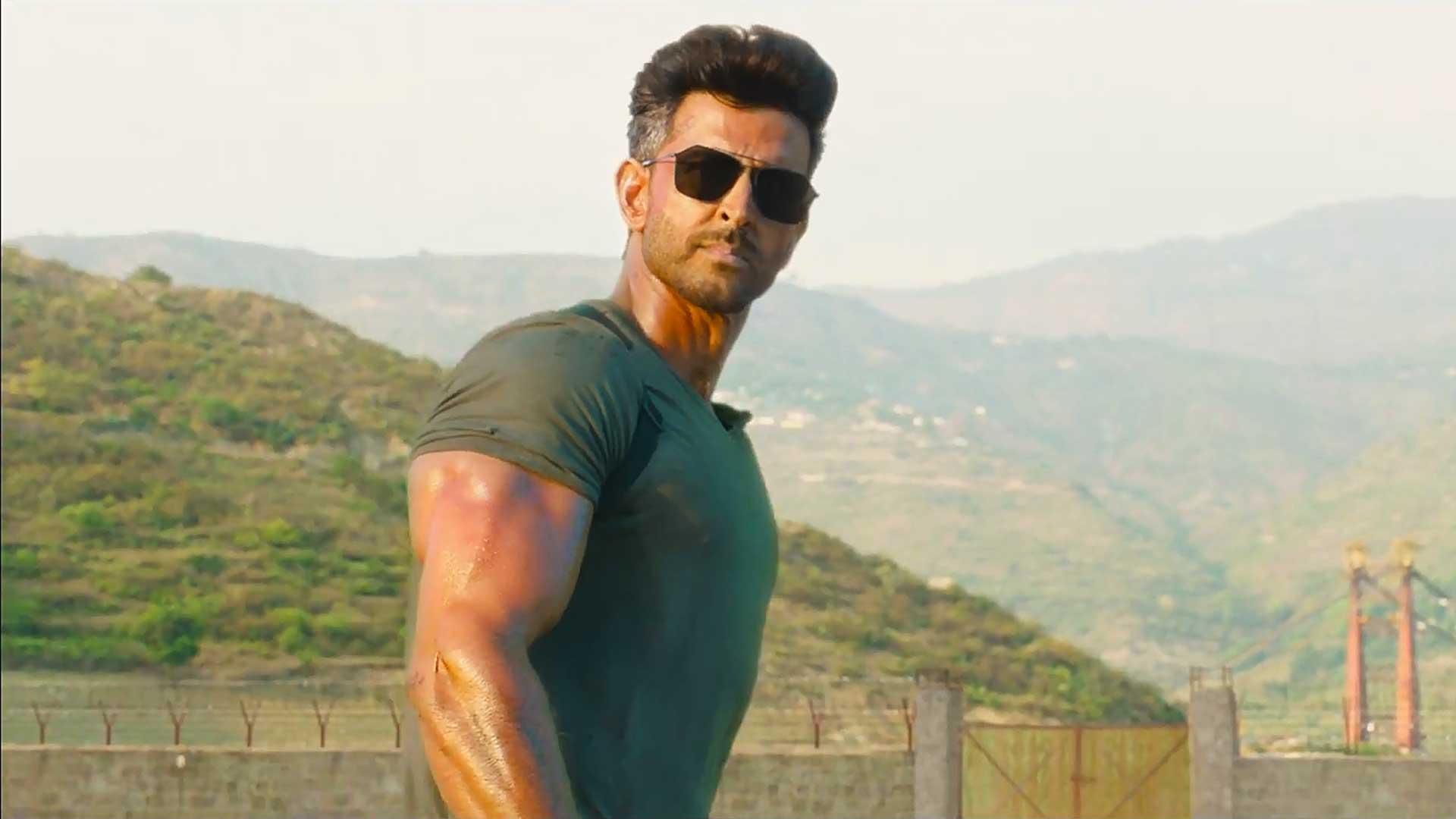 Hrithik Roshan Tiger Shroff Movie Titled War, First Teaser