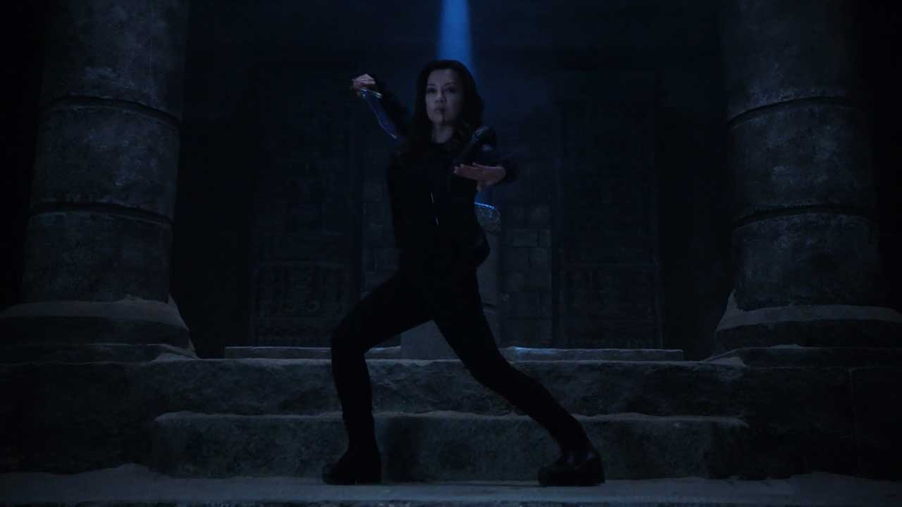 Agents of SHIELD Season 6 Episode 13 S06E13 Badass May