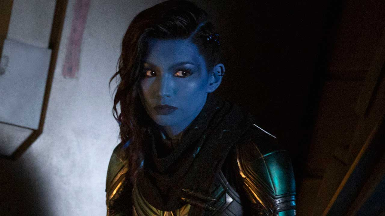 The Eternals Eyeing To Cast Captain Marvel's Gemma Chan In A