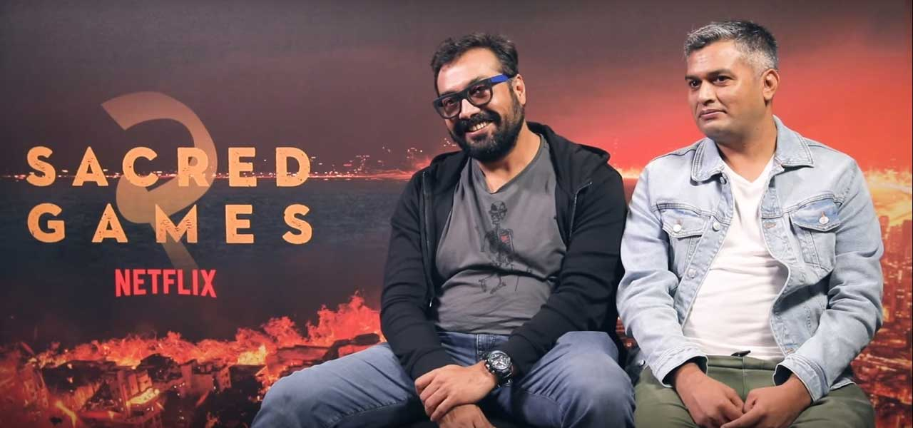 Sacred Games Directors Talk Hitchcock & Hollywood Influences