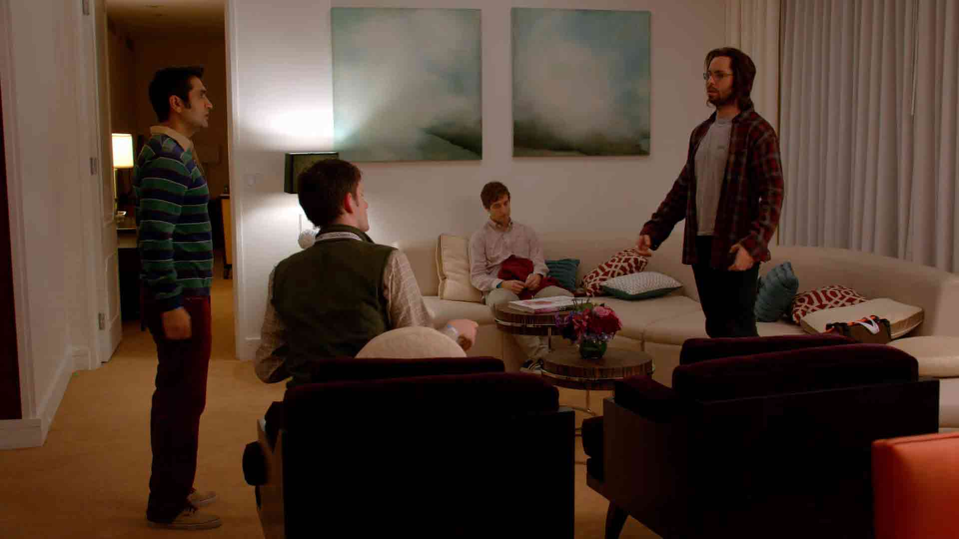 Silicon Valley S1E8 Middle Out Discussion