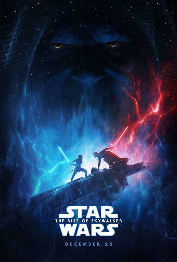 Star Wars Episode IX The Rise Of Skywalker Poster (HQ)
