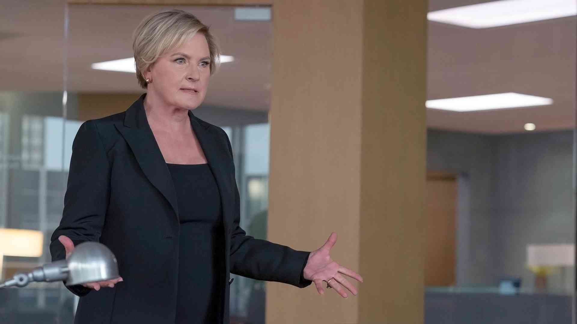 Suits S09E06 Faye Richardson Denise