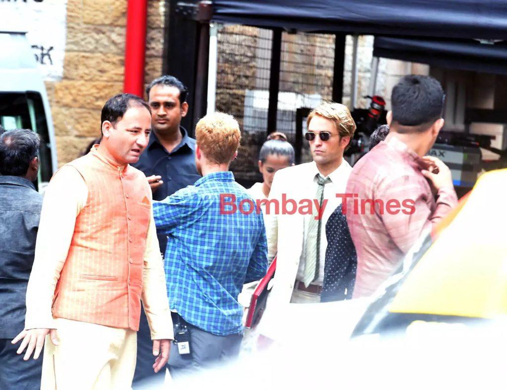 Nolan Tenet Set Photo Mumbai 123
