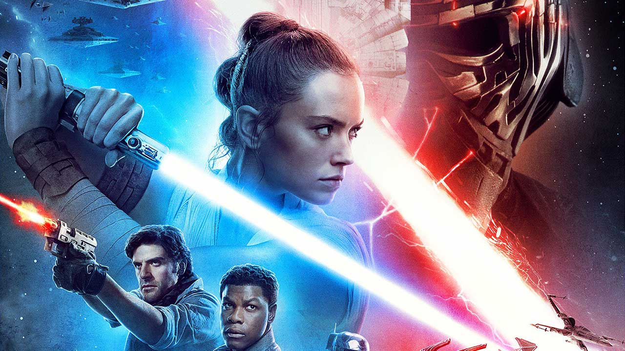 Star Wars The Rise Of Skywalker Theatrical And Imax Posters Are Here Appocalypse