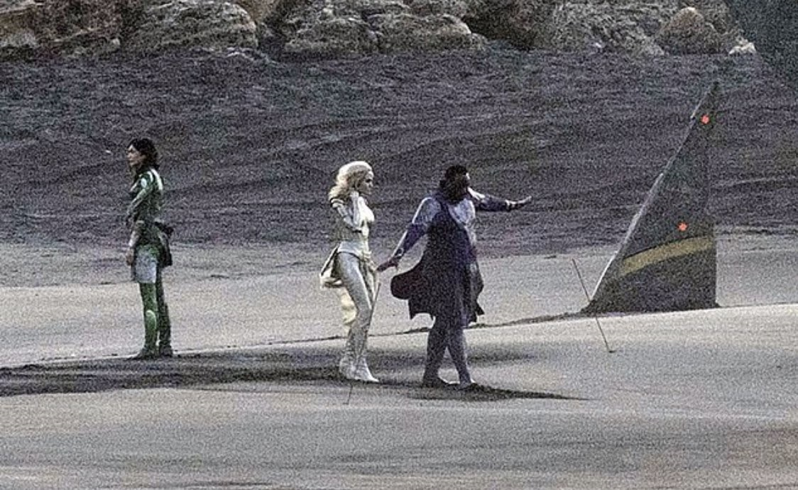 Marvel The Eternals Set Photo 6