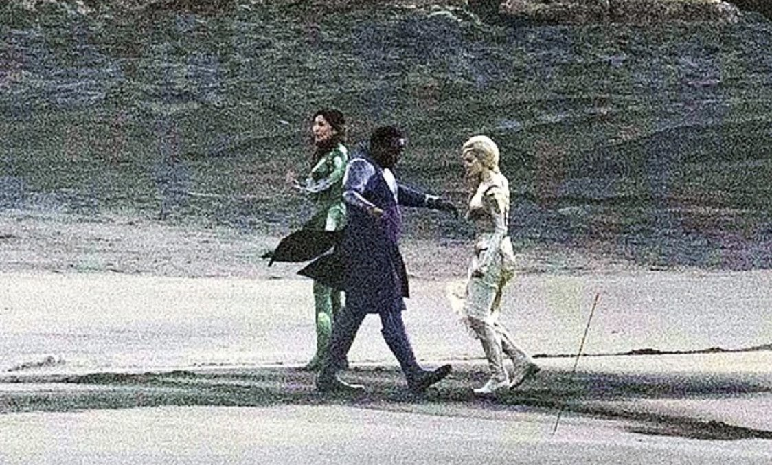 Marvel The Eternals Set Photo 7