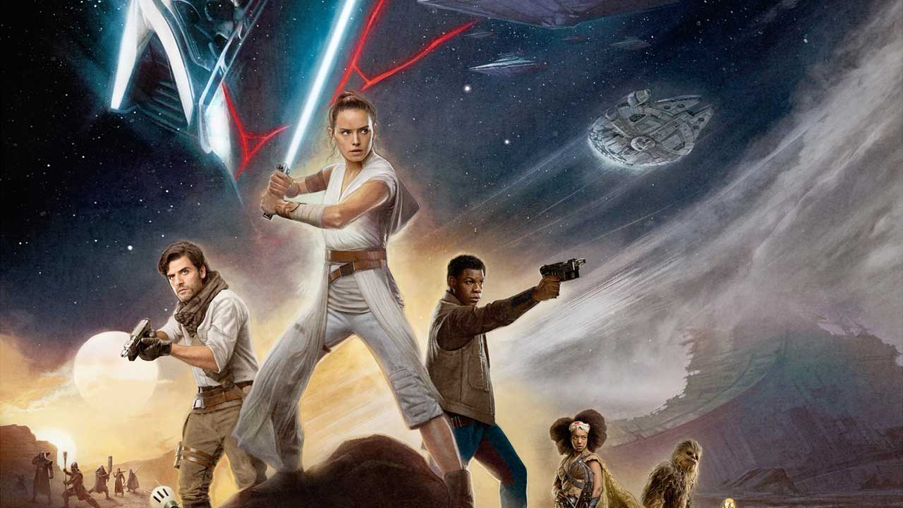 Star Wars The Rise Of Skywalker Reald 3d And Imax Posters Released Appocalypse