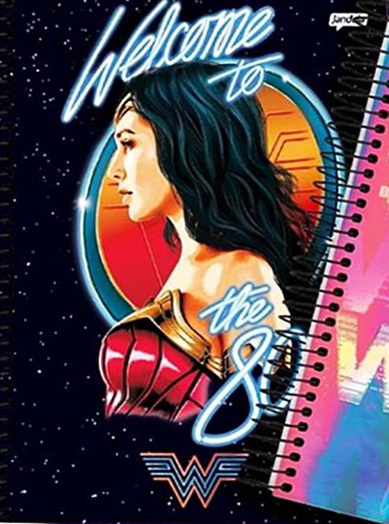 Wonder Woman 1984 CCXP Promo Art 3