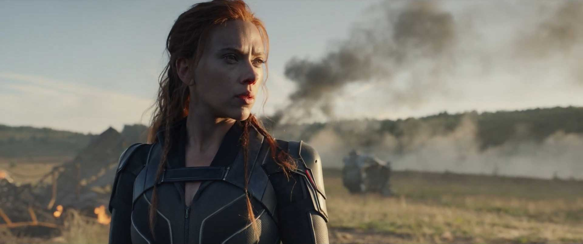 Black Widow Teaser Trailer Breakdown - Costume