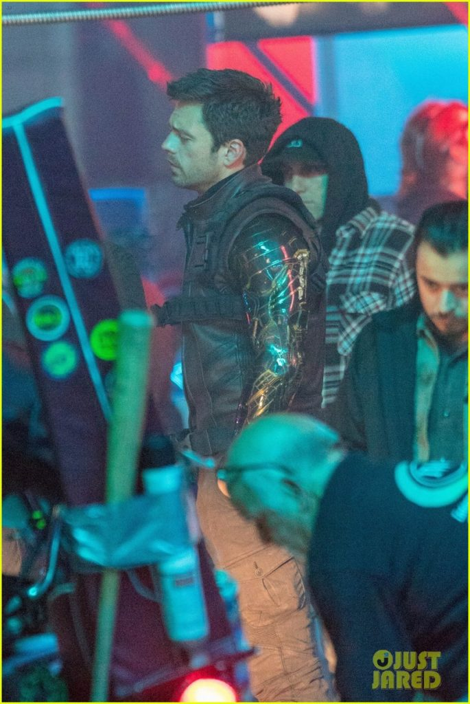 Falcon And Winter Soldier Set Photo 15