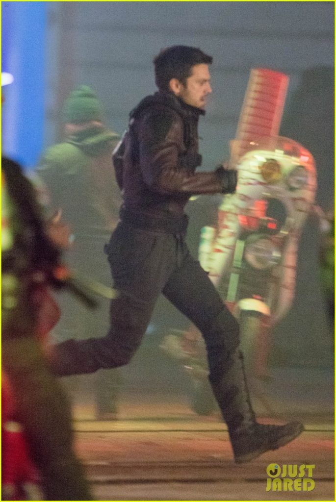 Falcon And Winter Soldier Set Photo 27