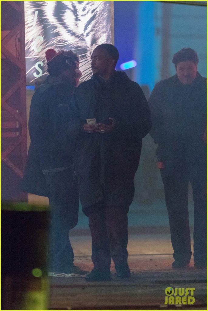 Falcon And Winter Soldier Set Photo 33