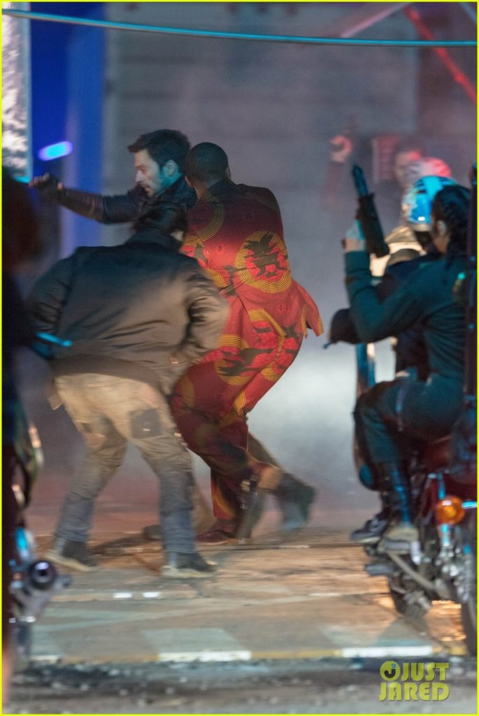 Falcon And Winter Soldier Set Photo 37