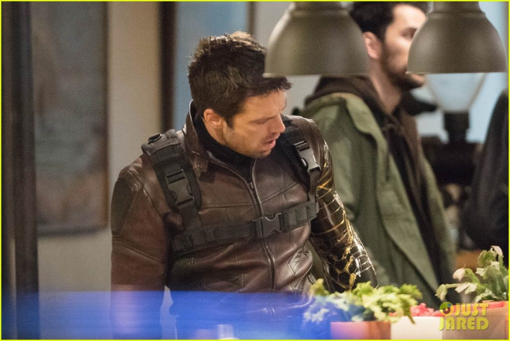 Falcon And Winter Soldier Set Photo 5