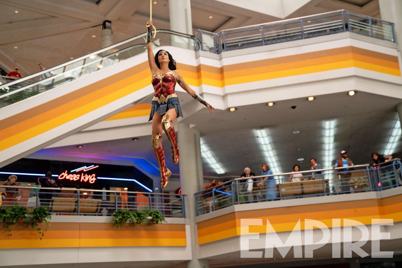 Wonder Woman 1984 Empire Magazine Exclusive Still (HQ)