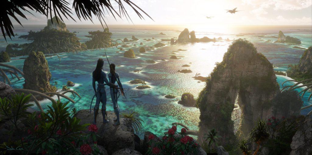 Avatar 2 Concept Art 1