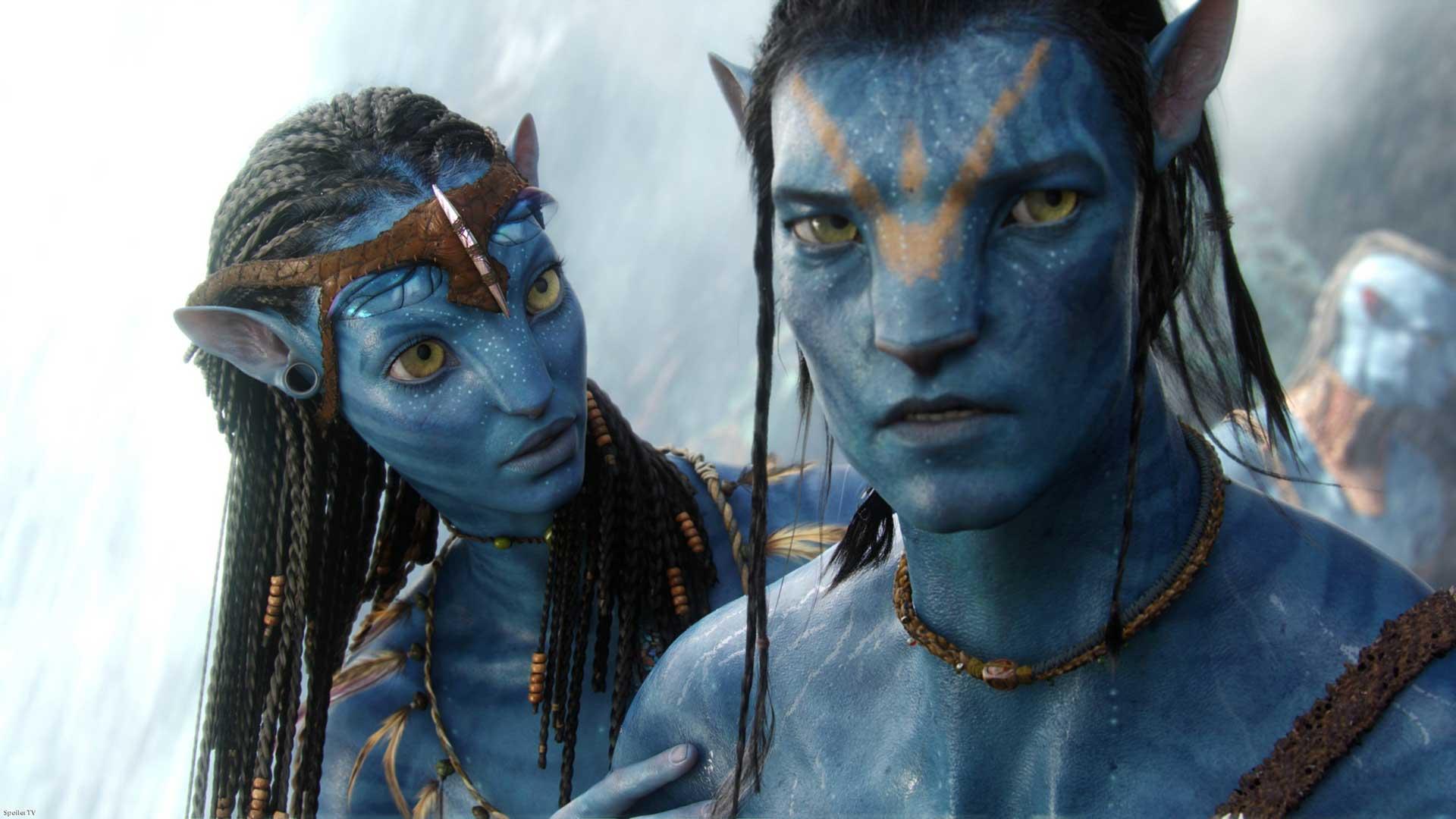 James Cameron Movie Stills - Avatar