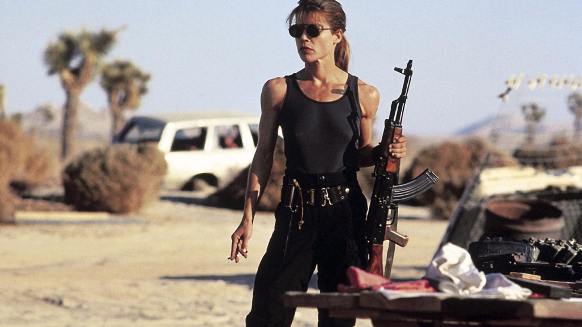 James Cameron Movie Stills - Terminator 2 Judgment Day