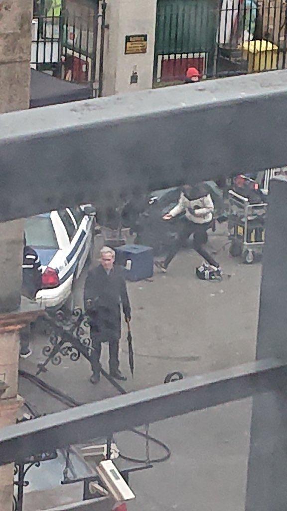 The Batman Set Photo 5 - Colin Farrell