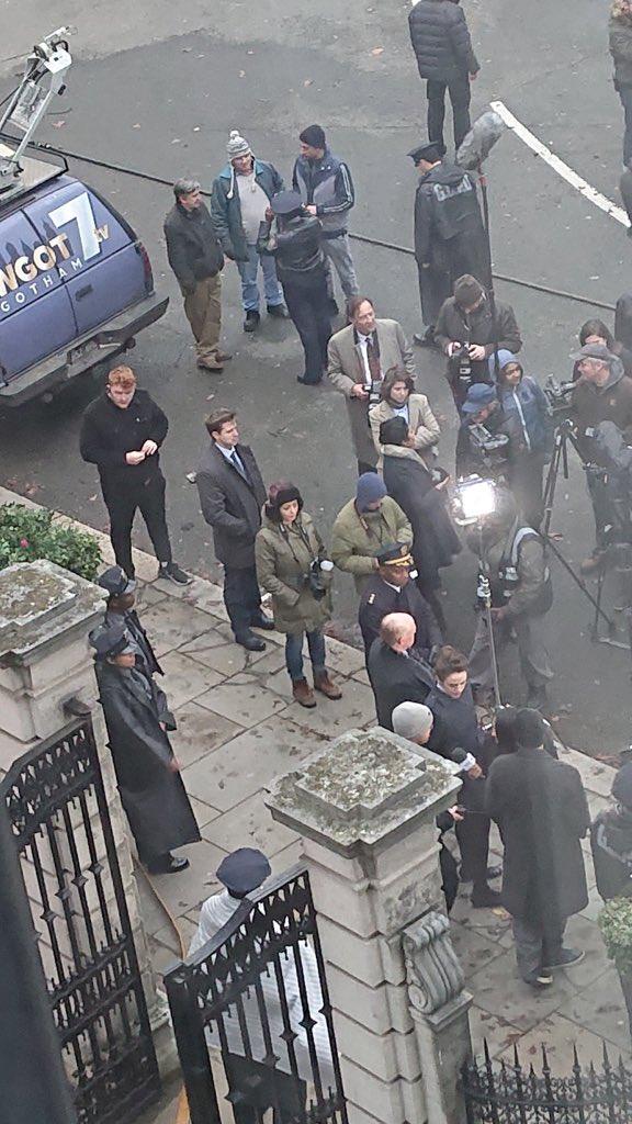 The Batman Set Photo 7 - Colin Farrell