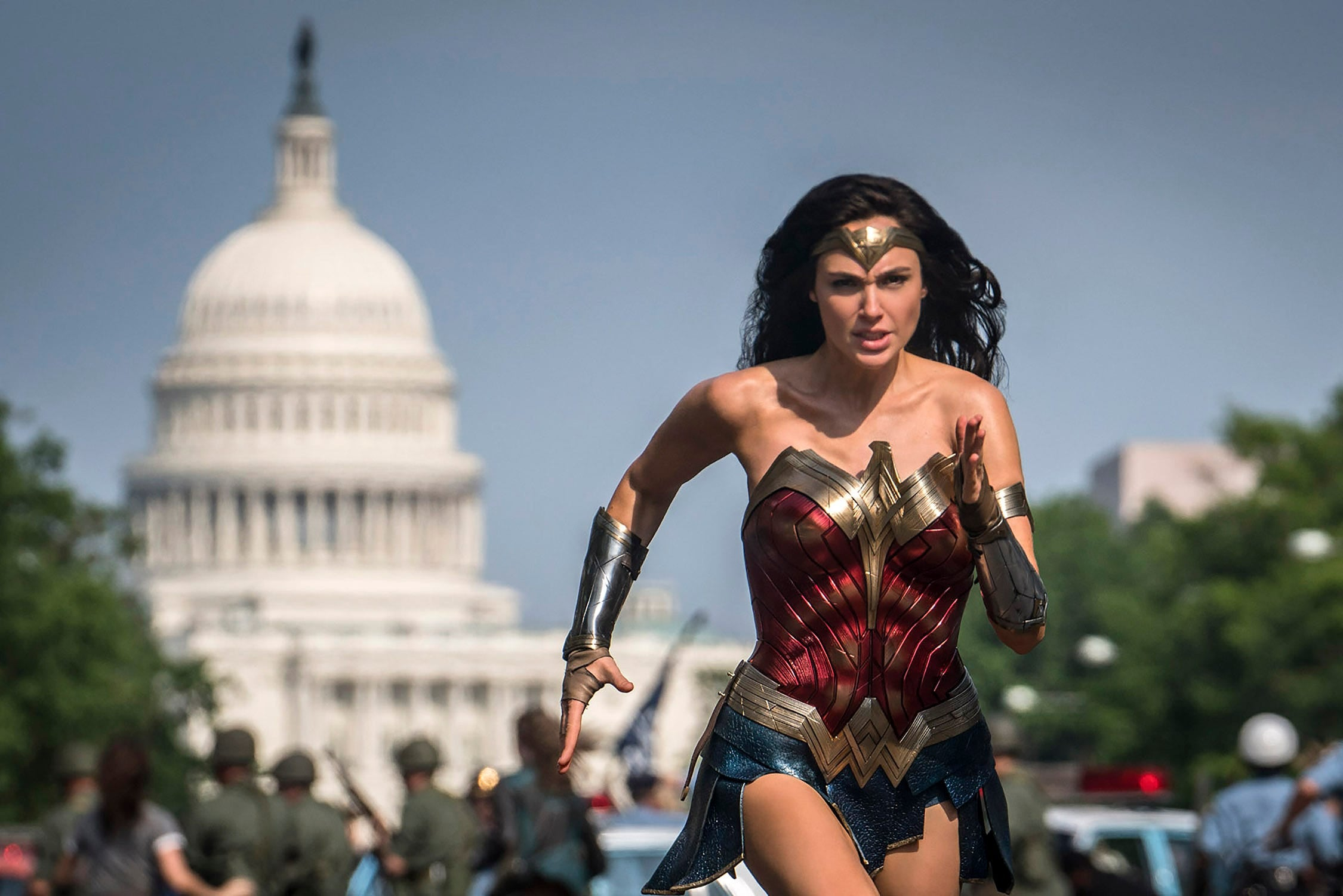 Wonder Woman 1984 Still USA Today