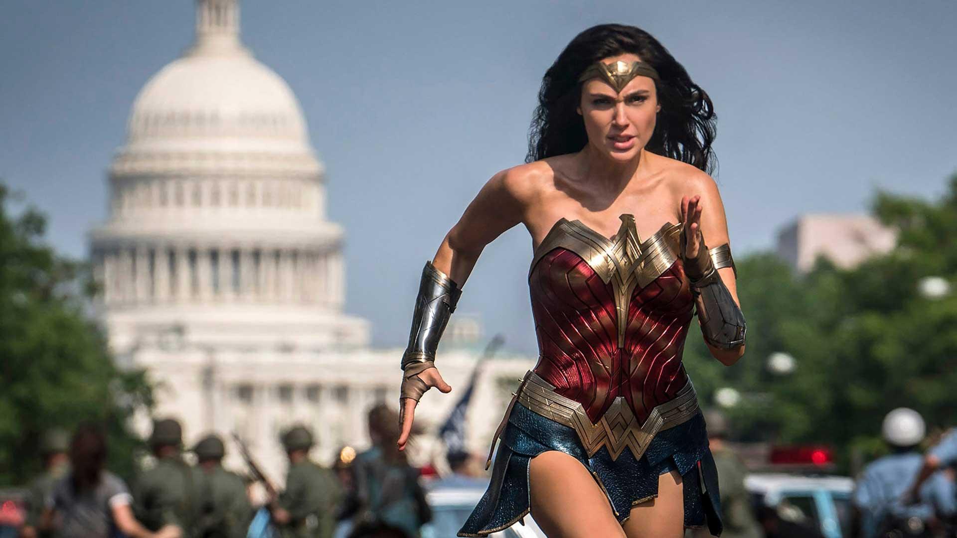 Wonder Woman 1984 USA Today Still