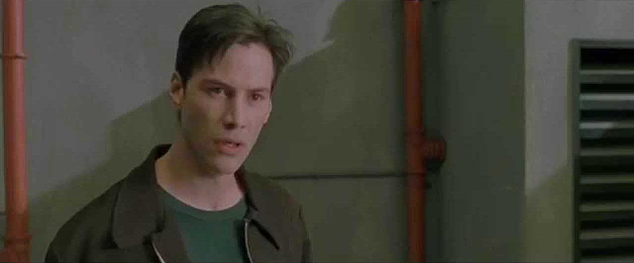 Keanu Reeves Whoa Matrix