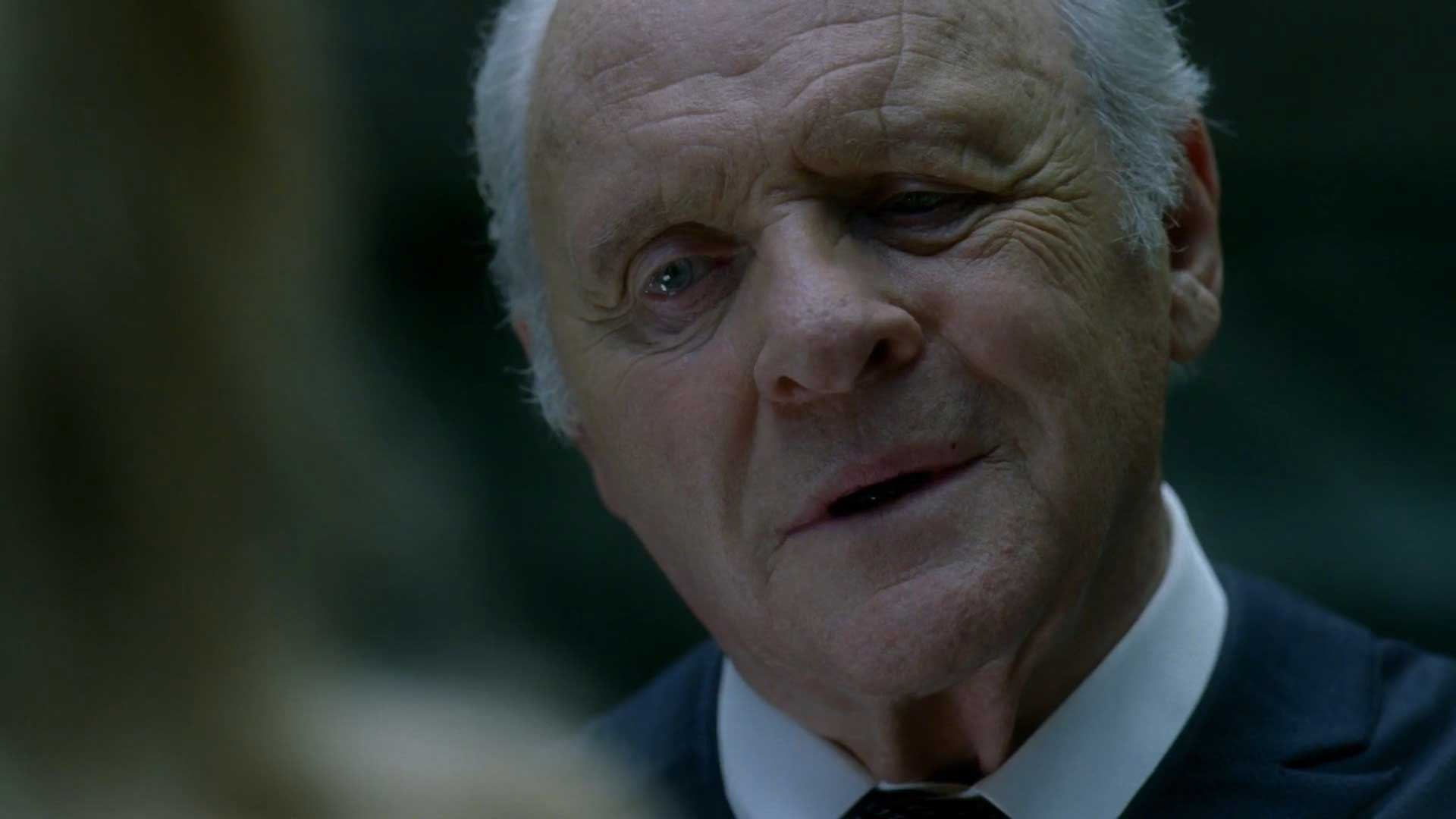 Westworld S01E05 Ford Dolores Anthony Hopkins
