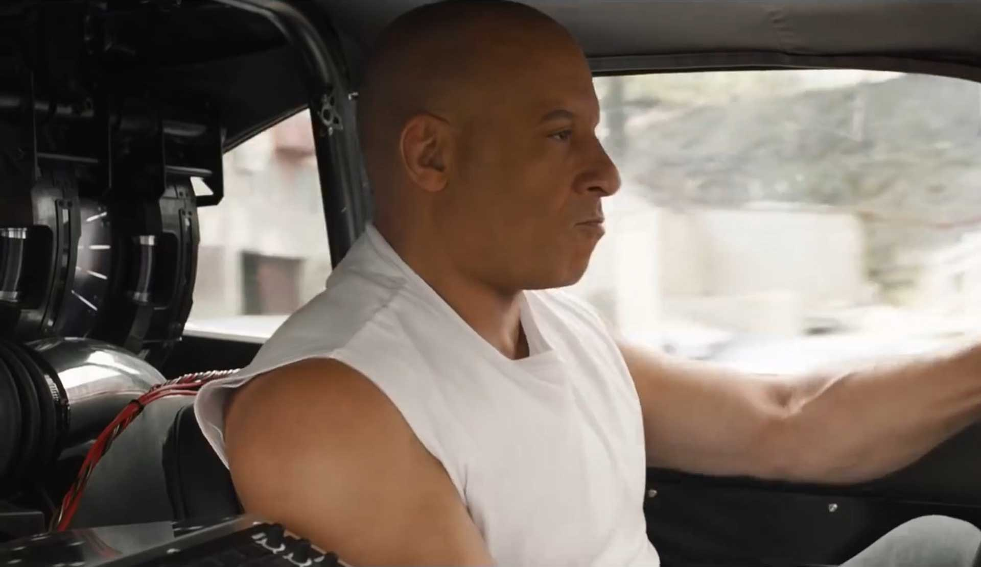 Fast & Furious 9 Promotional Still