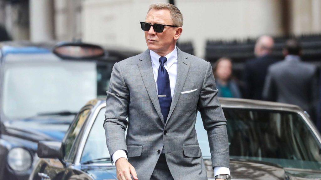 No Time To Die Promotional Still Daniel Craig