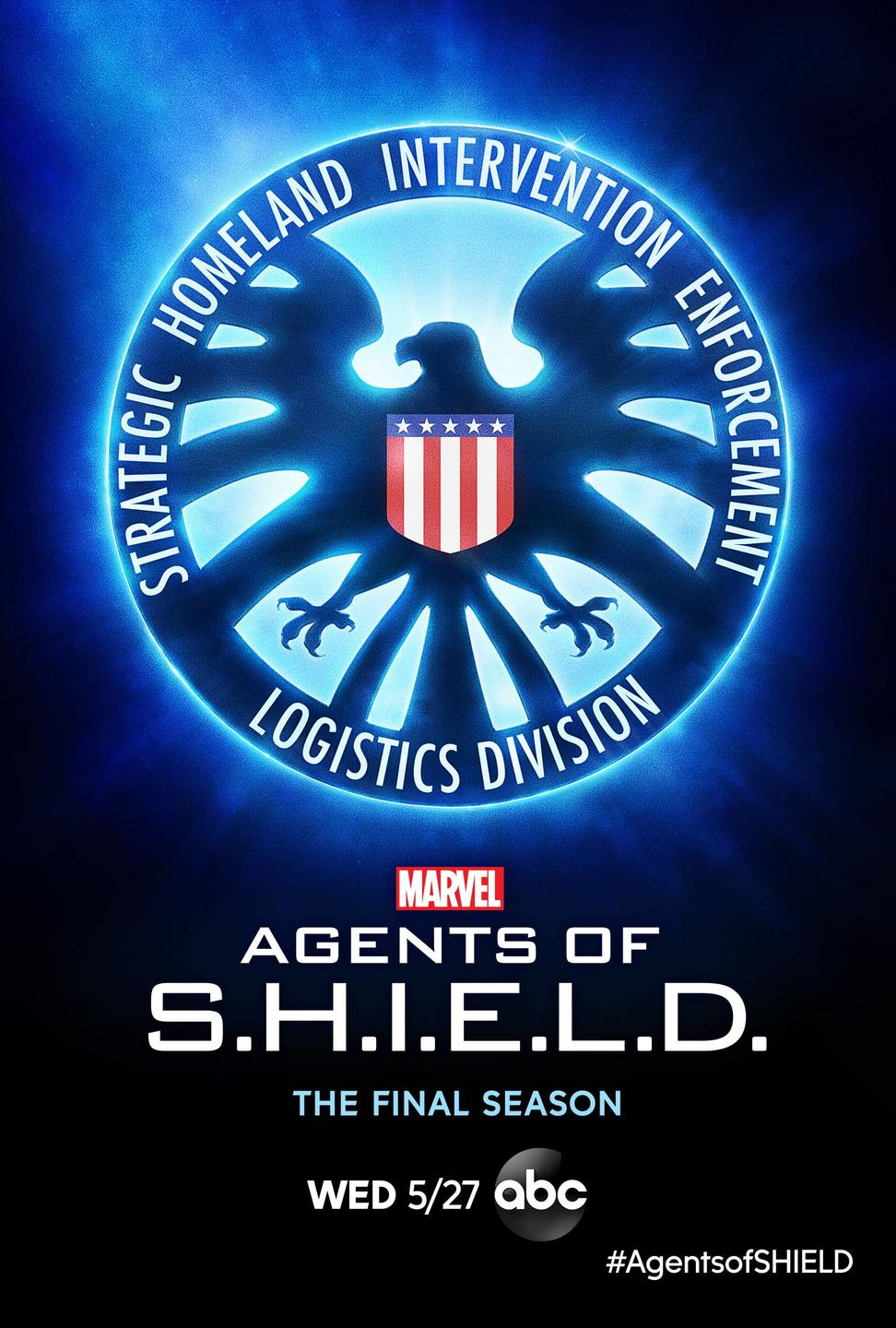 Agents of SHIELD Season 7 Teaser Poster