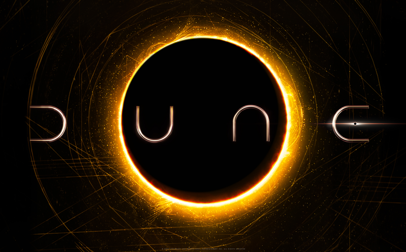 Dune Official Logo Treatment