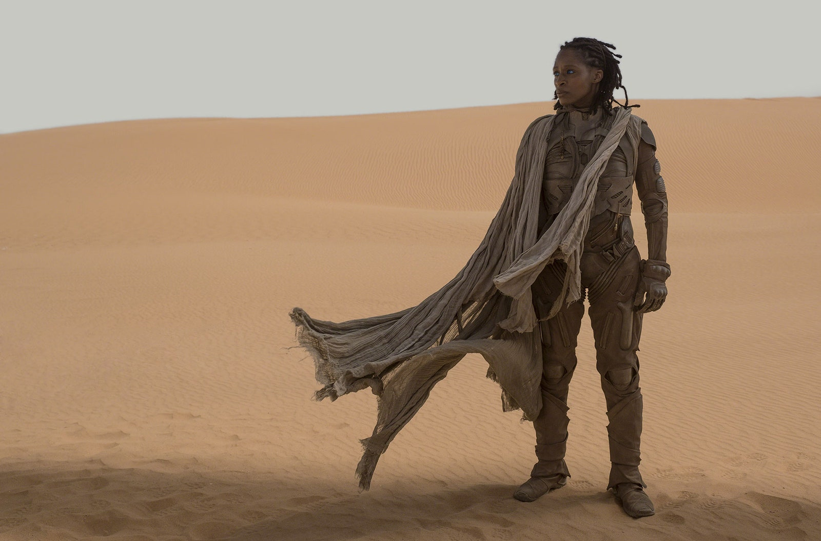 Dune Still 9 Sharon Duncan Brewster as Liet Kynes