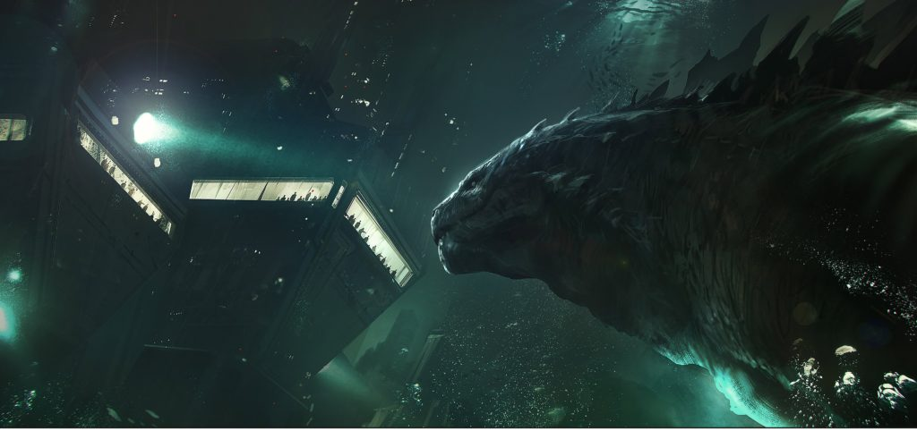 Godzilla King Of The Monsters Concept Art 07 - Monarch Outpost 54