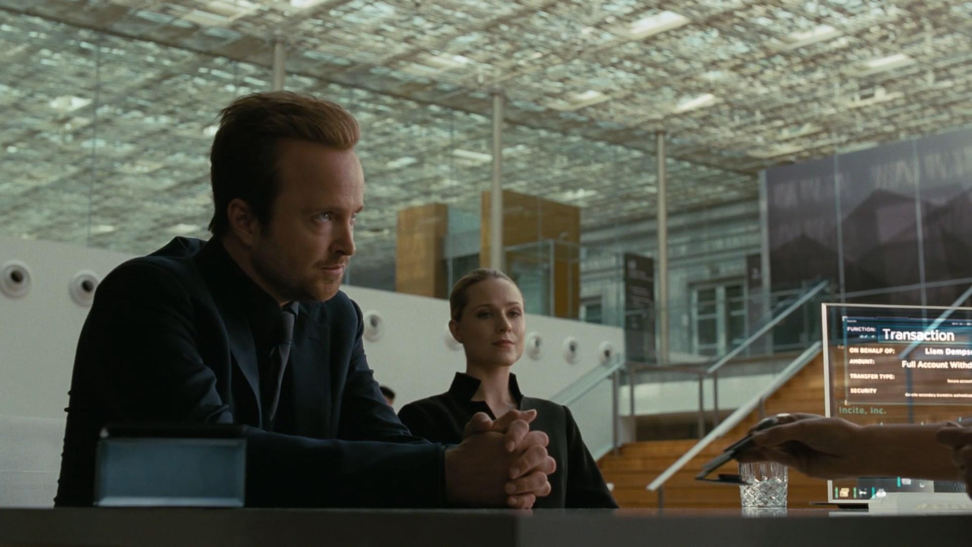 Westworld S03E04 Evan Rachel Wood Dolores Aaron Paul Caleb (HQ)
